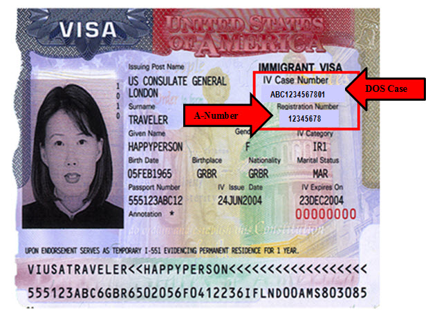 how to change my passport in my work permit canada